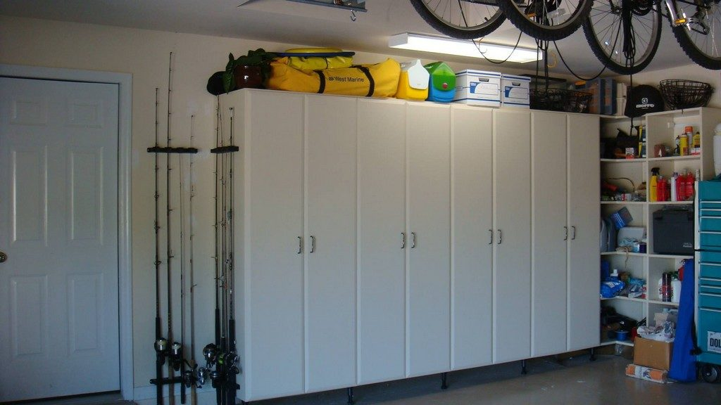 How To Choose Cabinets For Your Garage Storage Ideas Royal Palm Closet
