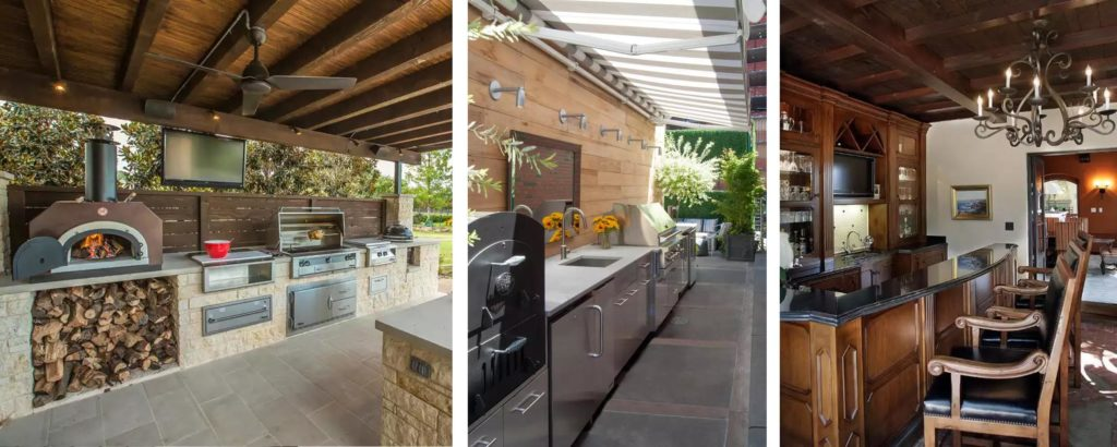 Home Bars and Outdoor Kitchens for Your Florida Property ...