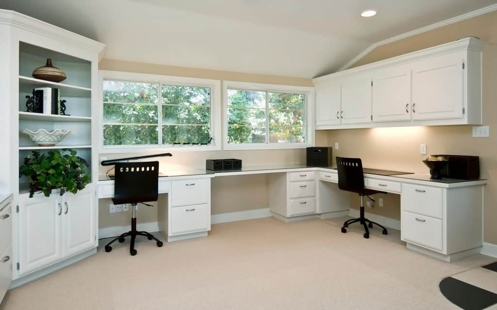 Home Office Cabinetry: How to Choose The Right Cabinet For ...
