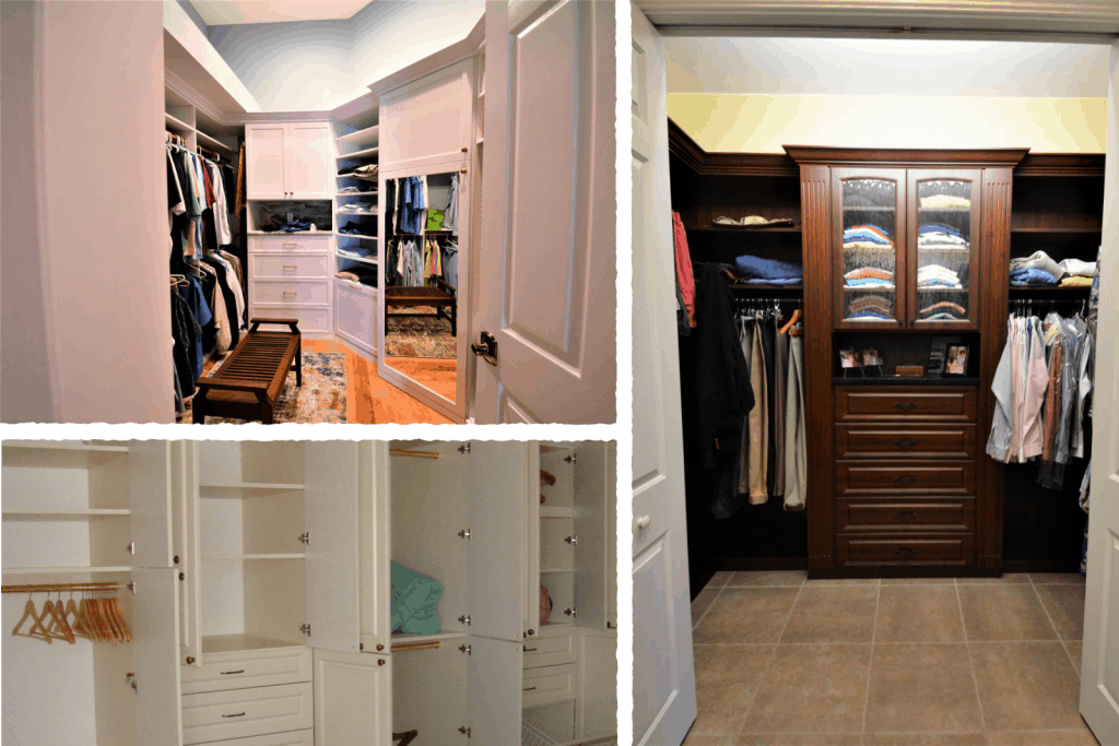 7 Notorious Closet Problems and the Solutions