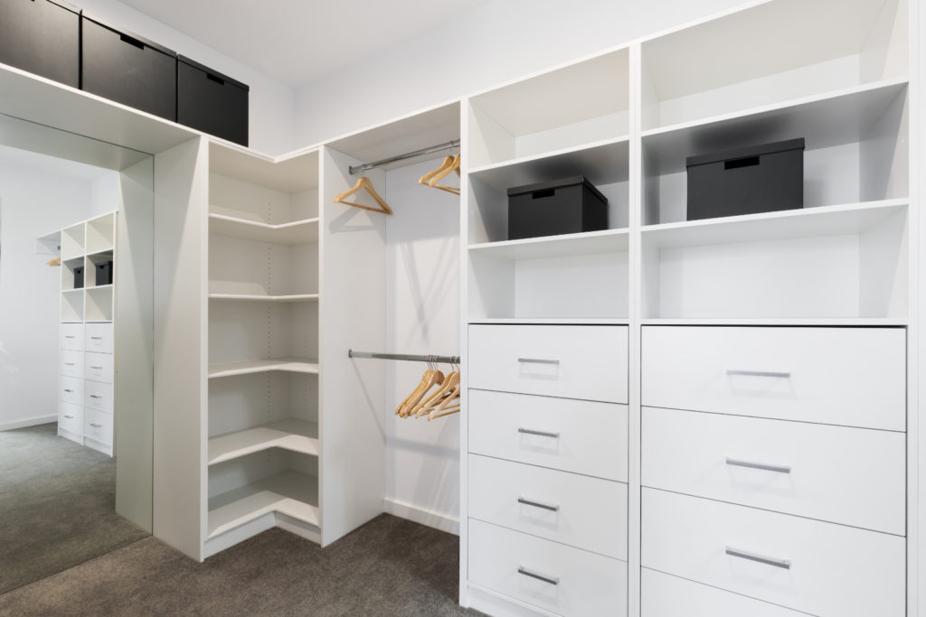 Create the Perfect Walk-In Closet With These 4 Tips