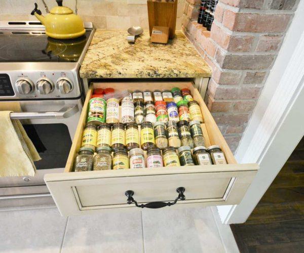 Kitchen- organization