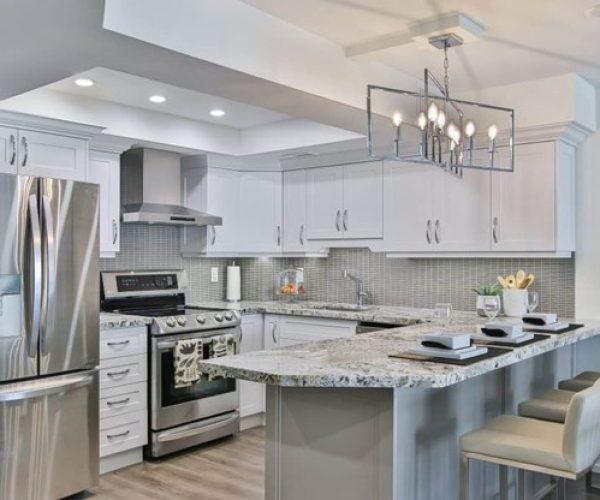 Kitchen White 7-8-21
